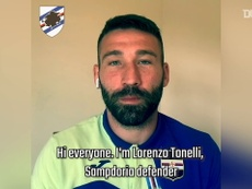 VIDEO: Find out more about Lorenzo Tonelli. DUGOUT