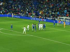 Toni Kroos is very accurate with his passing. DUGOUT