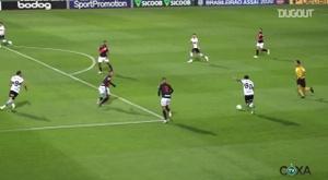 Coritiba beat Atlético-GO at Couto Pereira. DUGOUT