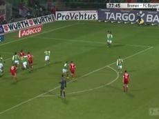 Le migliori giocate di Robben. Dugout