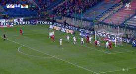 I goal segnati da Błaszczykowski. Dugout