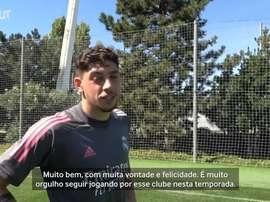Valverde quer conquistar tudo com o Real Madrid. DUGOUT