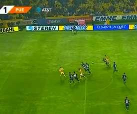 Goleada por 6 a 1 teve dois gols marcados por Eduardo Vargas e quatro por Gignac. DUGOUT