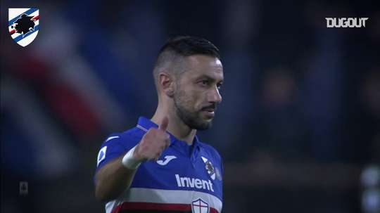 Sampdoria scored some excellent goals during the 2019/20 Serie A season. DUGOUT