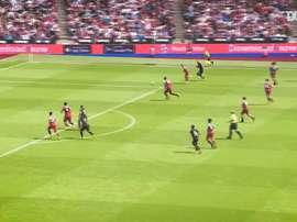 Gols de Gabriel Jesus na Premier League de 2019/20. DUGOUT