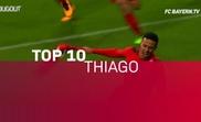 Il meglio di Thiago con il Bayern. Dugout