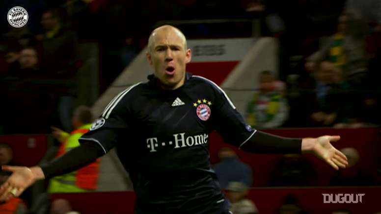 Bayern Munich have scored some great goals in the CL QFs in the past. DUGOUT