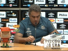 Orlando Rollo anuncia integrantes do novo Comitê de Gestão do Santos. DUGOUT