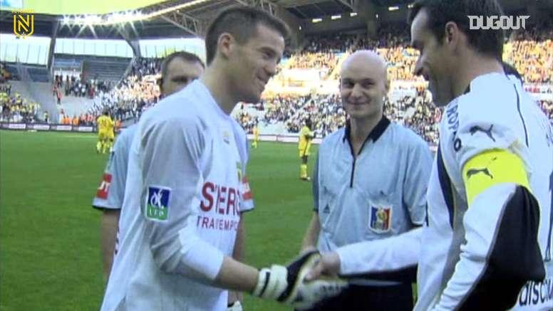 VIDEO: Landreau's last game at Nantes. DUGOUT