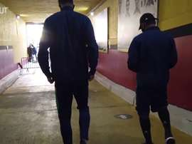 Así ganó Flamengo a Barcelona. DUGOUT