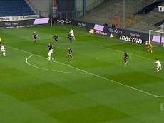 Les buts du Bayern Munich contre Arminia en 2020. Dugout