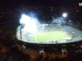Atlético Nacional se llevó el título. DUGOUT