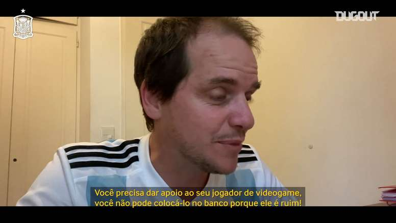 Pedri fala sobre como é jogar com Messi. DUGOUT