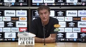Cuca elogia Jean Mota e explica substituições no empate com o Ceará. DUGOUT