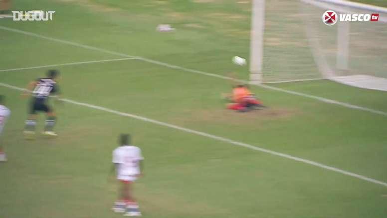 Vasco won 5-0. DUGOUT