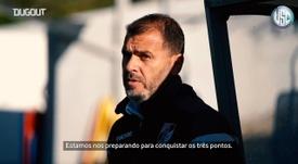 André Almeida analisa duelo entre Vitória SC e Portimonense. DUGOUT