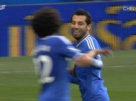 VIDEO: Salah, Lampard and Willian all fire as Chelsea beat Stoke. DUGOUT