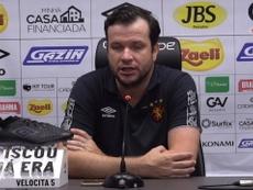 Sport derrotou o Ceará em partida válida pela primeira rodada do Brasileirão. DUGOUT