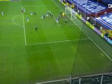 Le premier but de Keita Baldé avec la Sampdoria. dugout