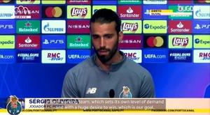 Sergio Oliveira has spoken ahead of Porto's match with Marseille. DUGOUT