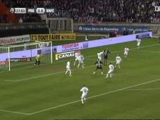 VIDÉO : le but de Hoarau contre Valenciennes. Dugout