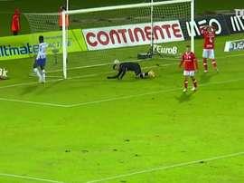 Le but magnifique de Luis Díaz contre Santa Clara. dugout