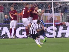 some of Juventus' best goals against Rome. DUGOUT