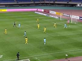 Nishi set up a goal in Daegu's win at Gwangju in the K-League. DUGOUT