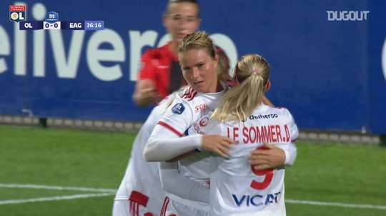 VIDEO : Résumé OL Féminin 4-0 Guingamp. Dugout