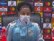 Marinho falou após vitória na Libertadores. DUGOUT