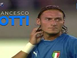 Totti's best moments for his country