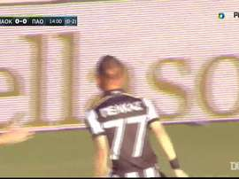 PAOK Salonika fought back brilliantly versus Panathinaikos in 2017. DUGOUT