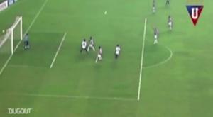 LDU derrotou o Fluminense de Renato Gaúcho na final da Libertadores em 2008. DUGOUT