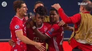 Aos 24 anos, Kingsley Coman vive sua sexta temporada no Bayern de Munique. DUGOUT