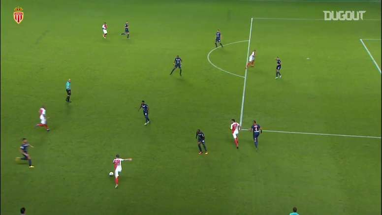 Monaco have scored some cracking goals v Montpellier over the years. DUGOUT