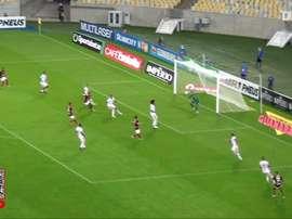Arrascaeta marca 1º gol do Flamengo em volta do Carioca. DUGOUT