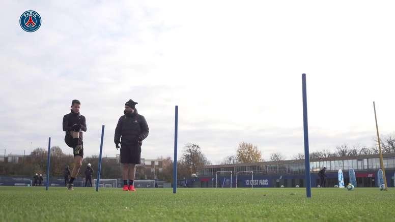 Ander Herrera inicia muito bem no PSG. DUGOUT