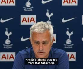 VIDEO: Jose Mourinho hopeful over new Eric Dier contract. DUGOUT