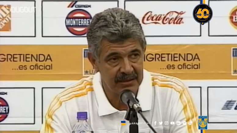 Cuando Ricardo Ferreti volvió a Tigres. DUGOUT