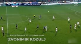 Melhores gols do Campeonato Polonês em 2018/19. DUGOUT