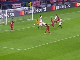 La vittoria della Supercoppa del Bayern. Dugout
