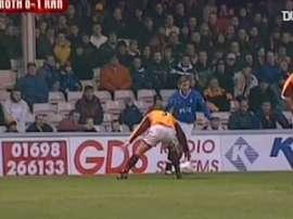 Rangers beat Motherwell. DUGOUT