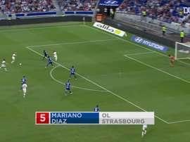 Mariano's top 5 Lyon goals. DUGOUT