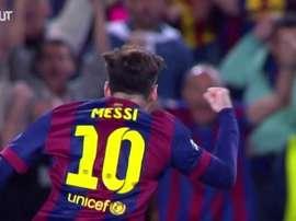 I migliori gol di Messi contro il Bayern. Dugout
