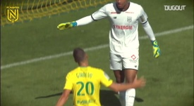 Nantes' GKs made some top saves in the 2019-20 season. DUGOUT