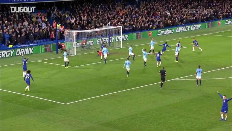 Il meglio di Kanté con il Chelsea. Dugout