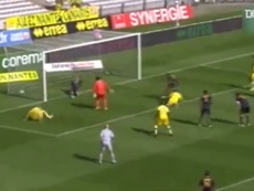 Nantes have scored some brilliant goals v Lens in the past. DUGOUT