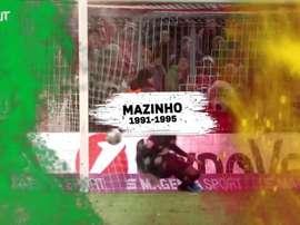 A histórica relação entre Bayern de Munique e Brasil. DUGOUT