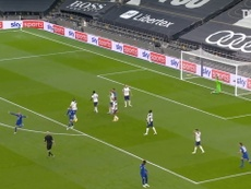 El Tottenham empató y luego ganó en penaltis. DUGOUT