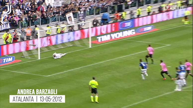 The first Juventus goals for several players. DUGOUT